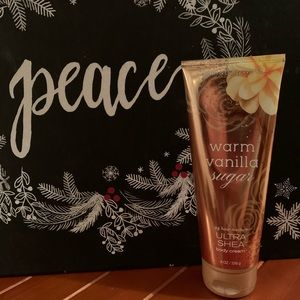 bath & body works | warm vanilla sugar lotion